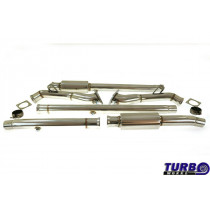 Downpipe Audi 2.7 biturbo